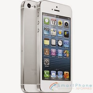 APPLE iPhone 5S 16GB - Silver / White