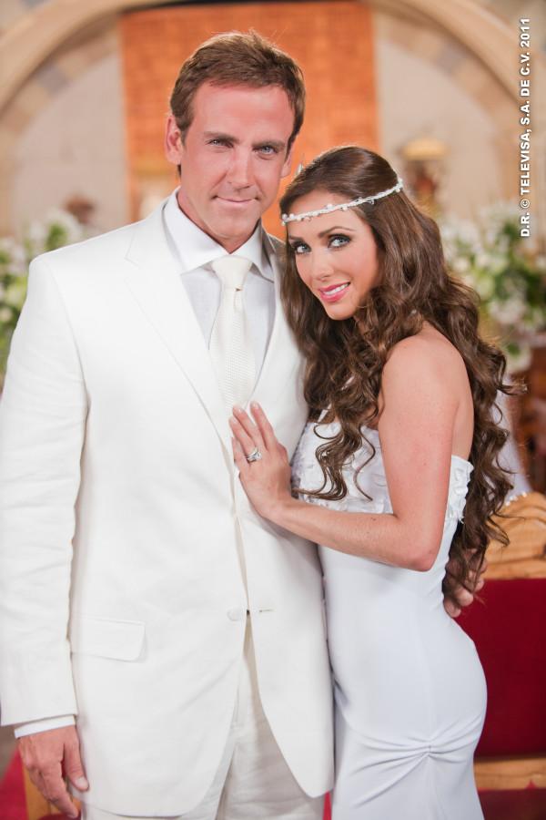 Anahi 2018 boda