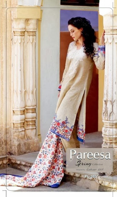 Party Wear Lawn & Chiffon Prints