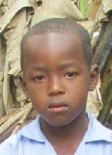Antoine - Haiti (HA-879), Age 5