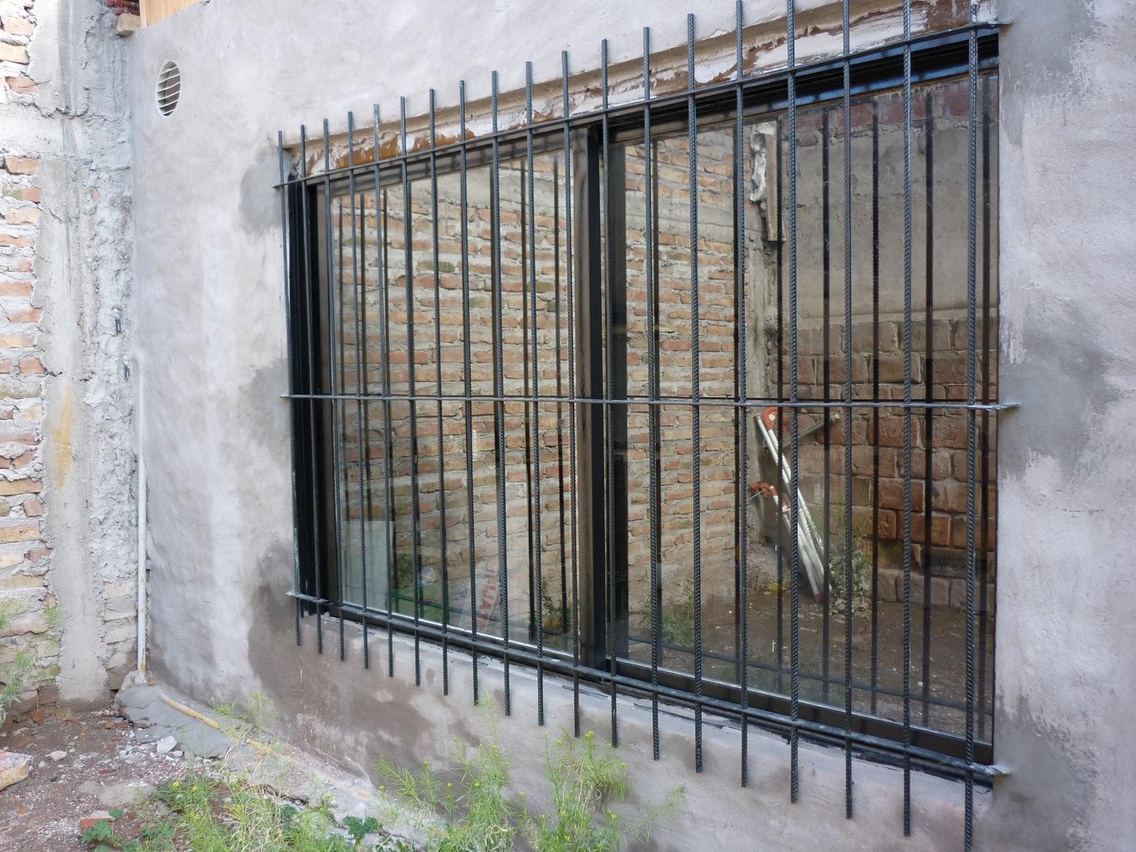 Rejas para ventanas artes herrer a for Ventanas modernas en argentina