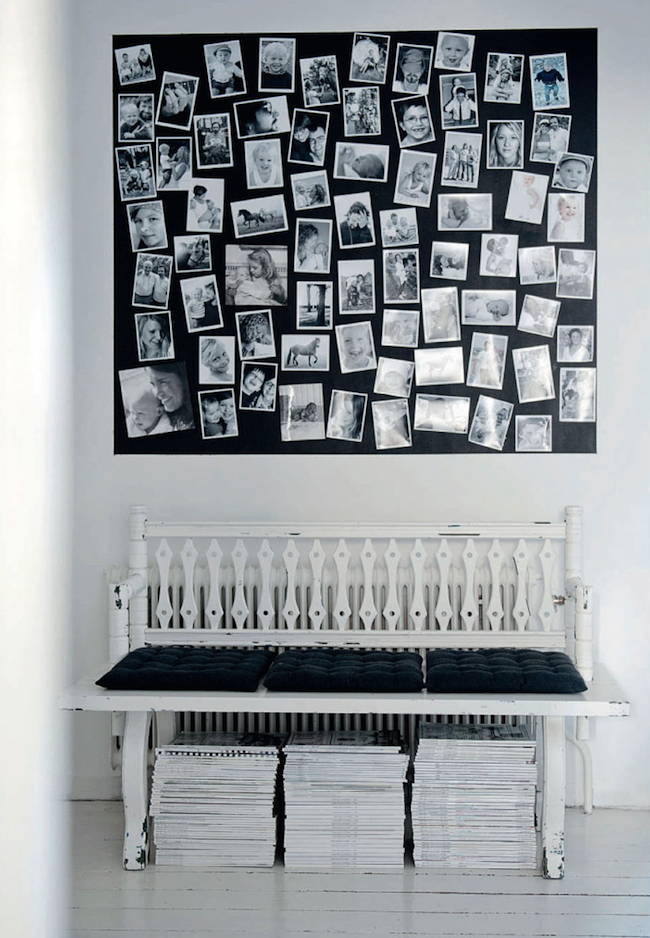 10 creative ideas to display photography crafts and decor for Displaying pictures in your home
