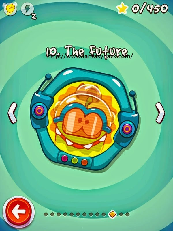 Cut the Rope: Time Travel HD Game Hack v1.4