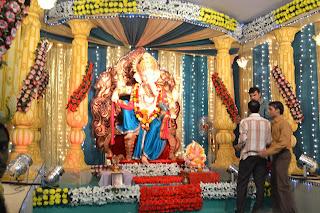 Ganesh Chaturthi Event 2012