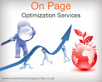 On page SEO optimization services