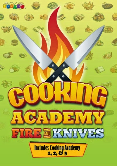 Cooking Academy Fire and Knives-PROPHET