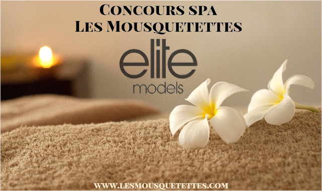 Concours Elite Models sur le blog beauté Les Mousquetettes
