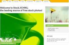 Stock.xchng: banco de fotos gratuitas libres de derechos