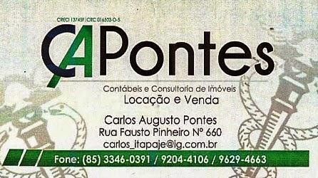 CA PONTES (LOCAÇÃO E VENDA)