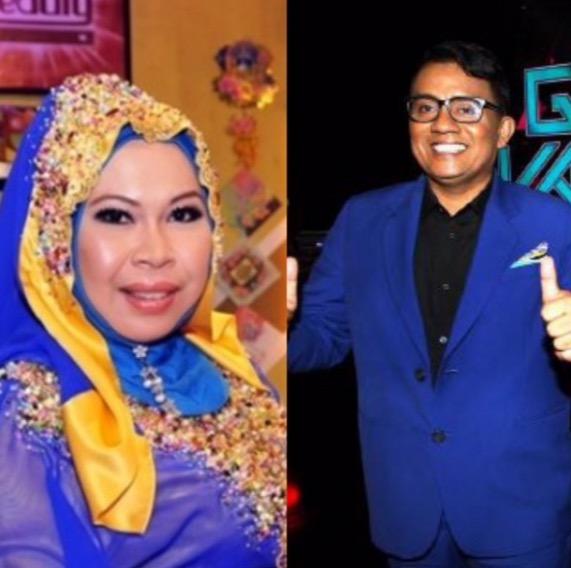 Dato Seri Vida hadiahkan pakej umrah kepada Nizam dan isteri