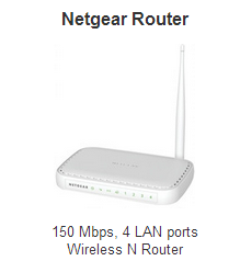 Amazon : Buy Netgear JNR1010 100PES Wireless Router worth Rs 1816 for Rs 1120