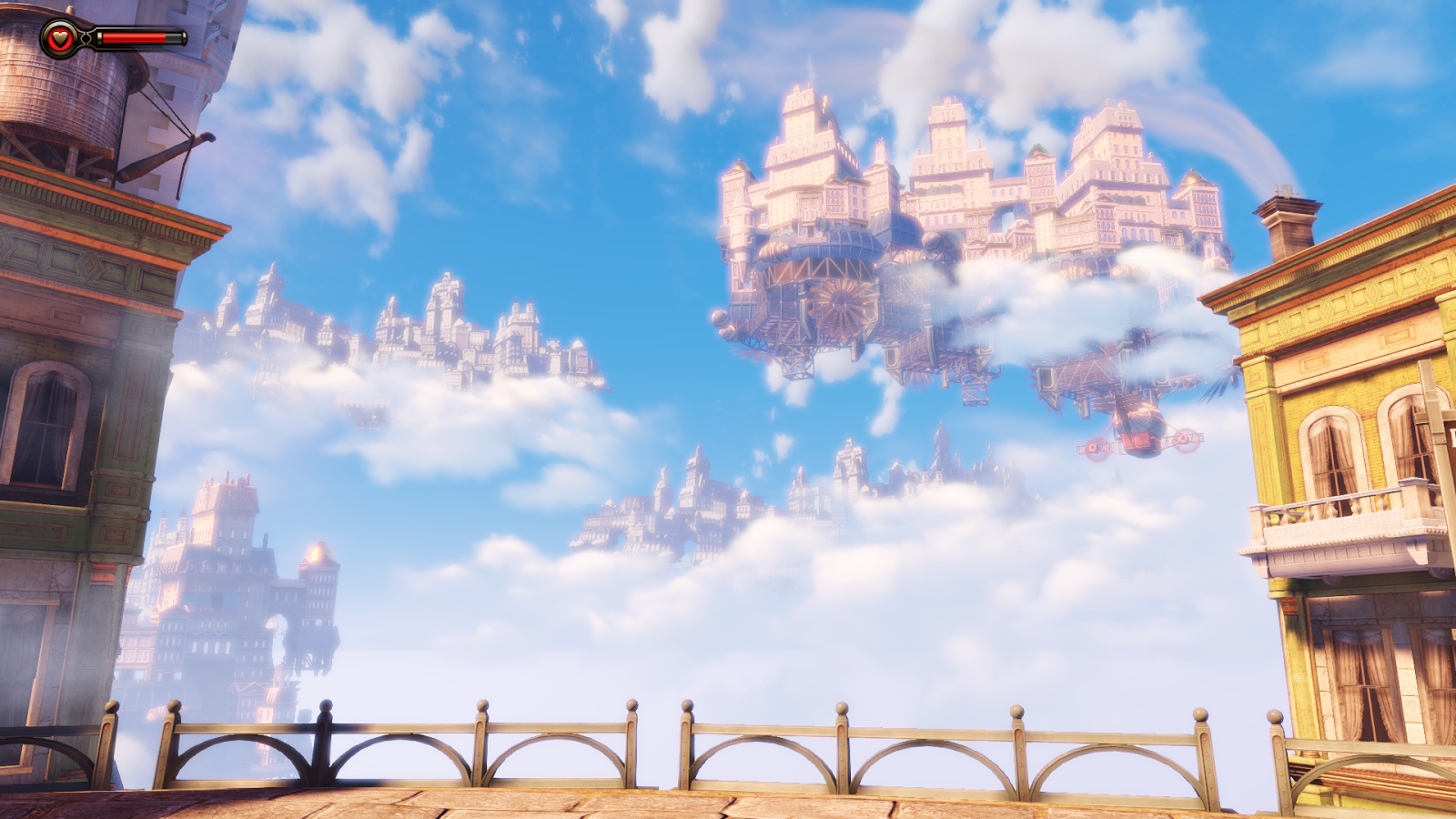 a city in the sky a visual analysis on bioshock infinite essay The columbia storyline describes the different events surrounding the who showed him a vision of a city in the sky (bioshock infinite) edit main article.