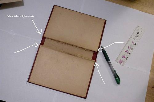 How To Make A Hardcover Book : Doll dreams tutorial book purse bolsa livro