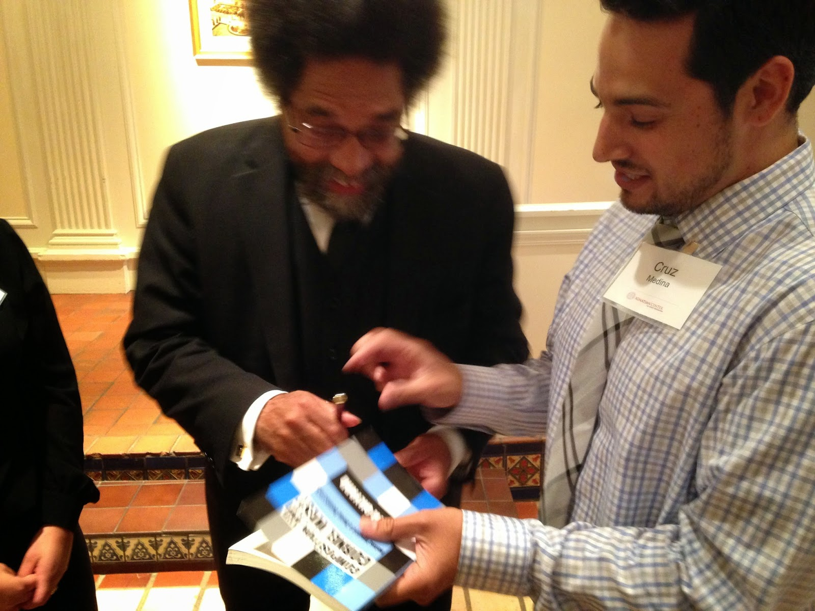 academia de cruz medina  view the story cornel west at santa clara university on storify