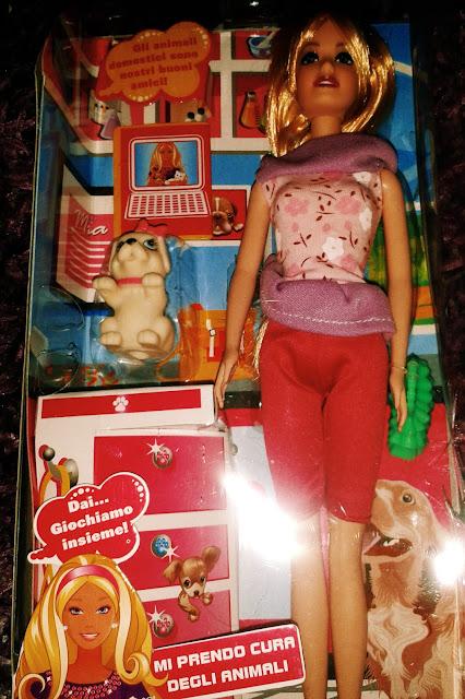 bambola mia veterinaria di migliorati giocattoli : oltre i sogni