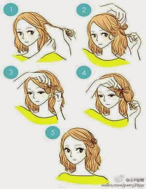 Cara Menata Poni Rambut agar tampil lebih cantik View Image