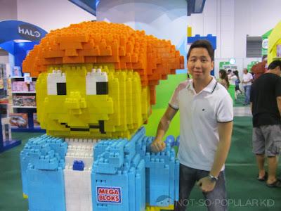 Mega Bloks Toy Expo 2012