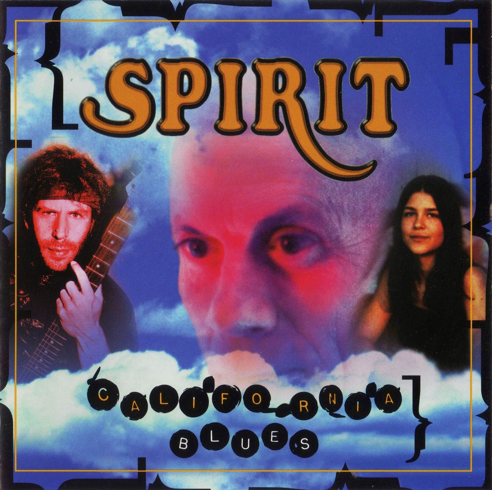 Spirit - California Blues (1996 us great psych blues & rock )