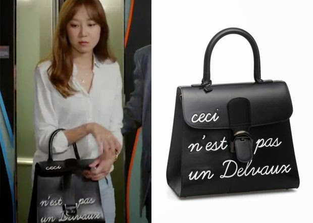 It's Okay, It's love bolso Delvaux