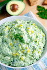 Avocado Tzatziki Sauce