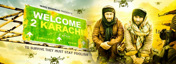 Welcome to Karachi Songs Lyrics & Videos