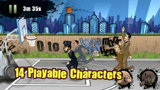 {Hot} Android Games for your tablet and phone! Streetball+apk