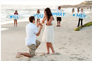 The best way to Propose
