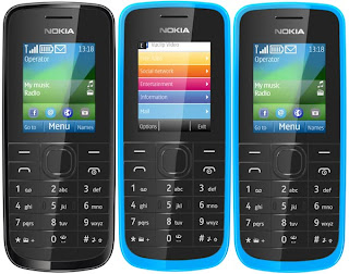 Harga dan Spesifikasi Nokia 109 Indonesia