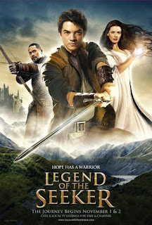 Legend of the Seeker season one poster