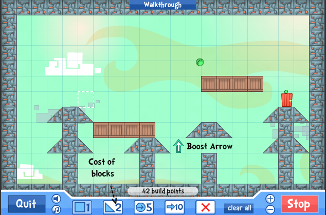 Blockgineer 2 Flash Game Walkthrough Review