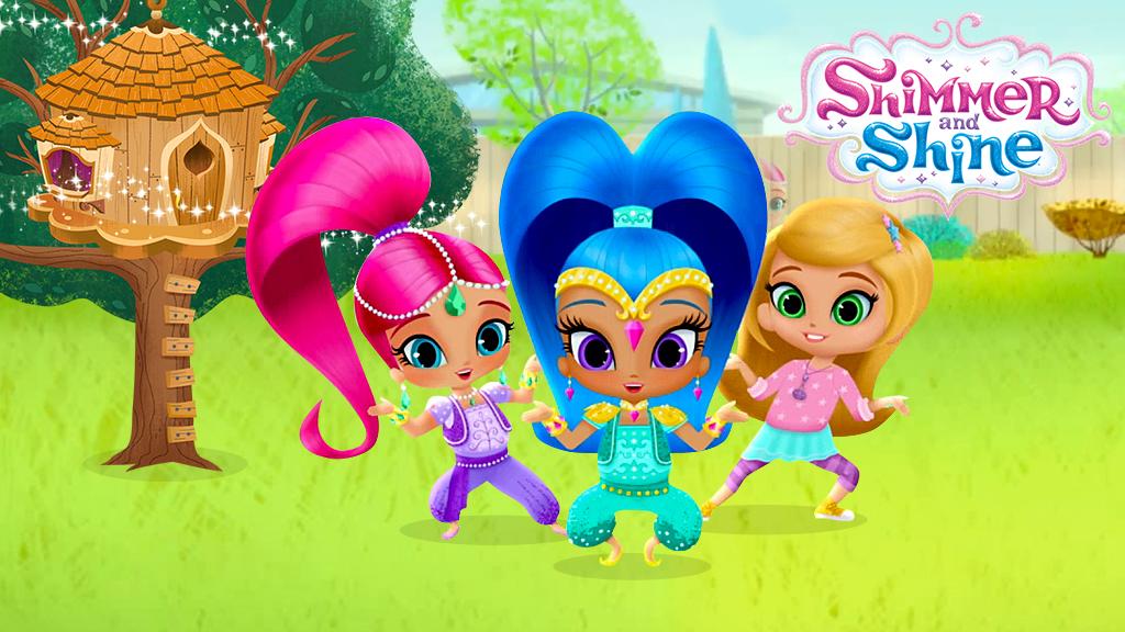 "NickALive!: Nickelodeon USA To Premiere ""Shimmer and Shine ..."