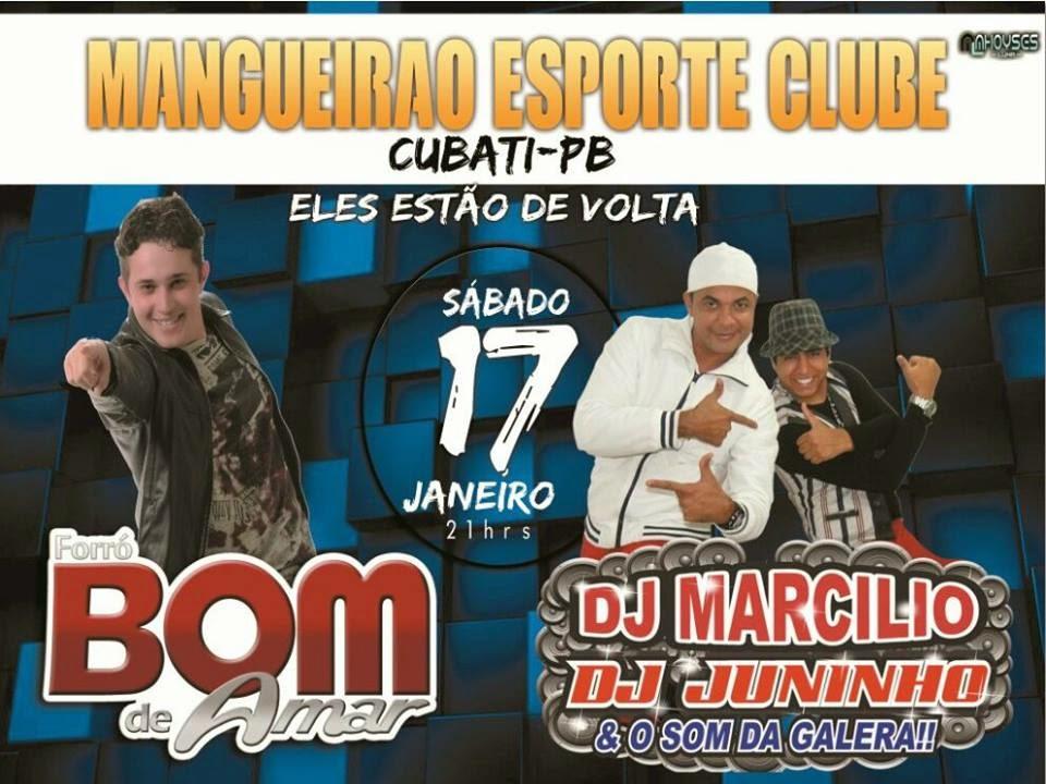 1º Festa do Ano em Cubati-PB