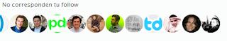 twitter ejemplo de agrupación de usuarios SocialBro