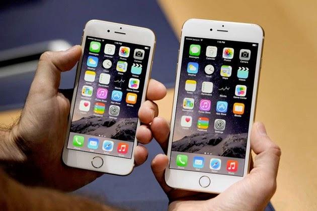 ukuran iphone 6