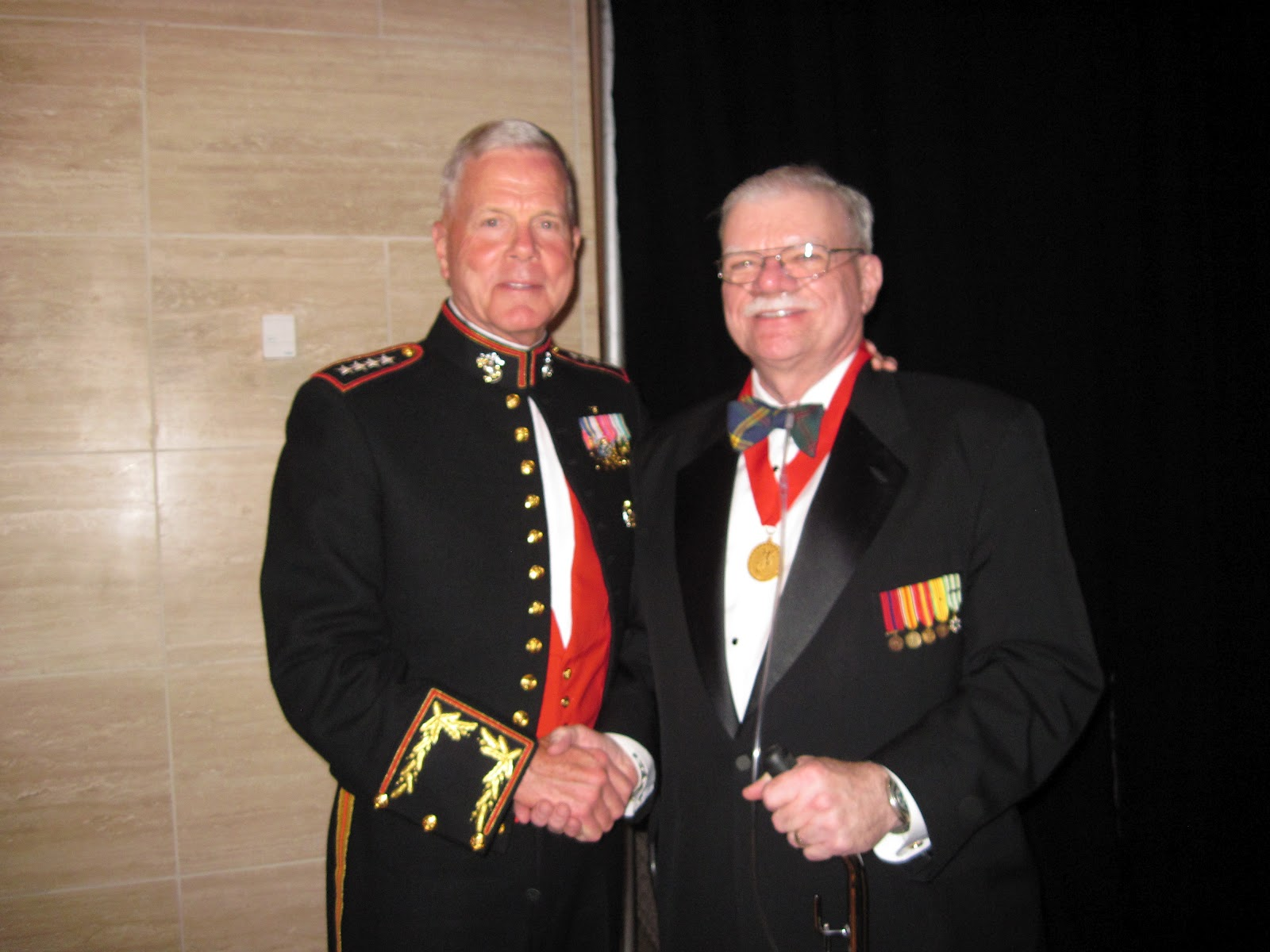 The Old Jarhead: Marine Corps Heritage Foundation 2012 ...
