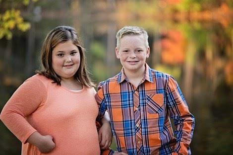 Jackson and Lauren