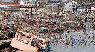 Topan Haiyan di Filipina
