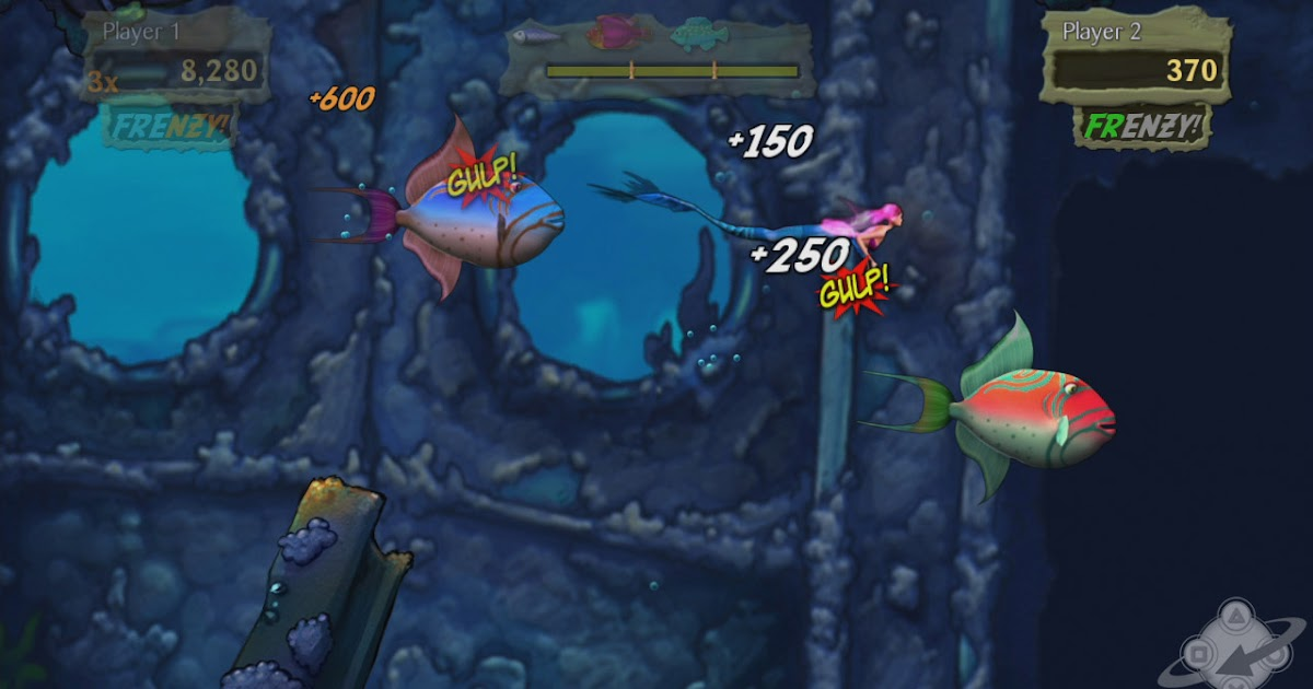 Feeding frenzy 2 download for pc full version and android for Feed and grow fish free download full game