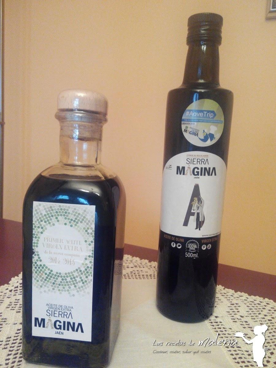 Aceite D.O. Sierra Mágina