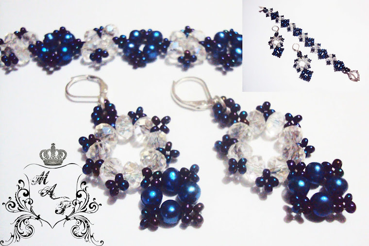 NEW!!! Delicate Bracelet and earrings