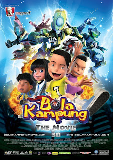 Bola Kampung The Movie 2013 Hindi Dual Audio Web-DL | 720p | 480p