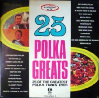 K-tel - 25 Polka Greats Vol.1 (1971)