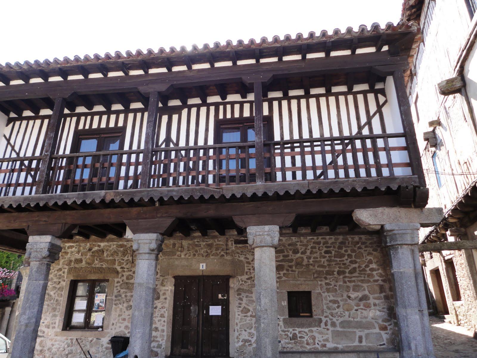 Dushara tours algunas razones para que visites la alberca for Alberca pueblo de salamanca