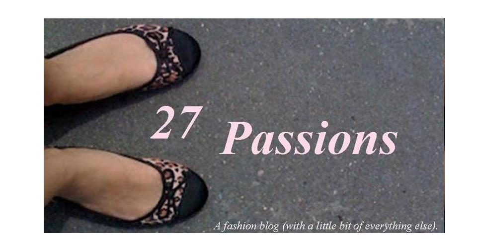 27 Passions