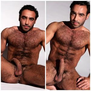 Hussein é parrudo de peito peludo