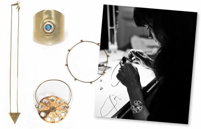 Cécile Pic creatrice bijoux - lovmint
