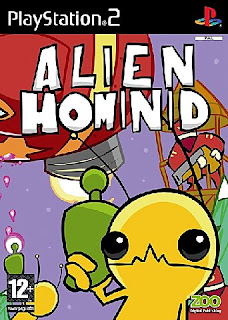 Download Alien Hominid PS2 ISO For PC Full Version