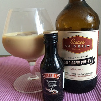 Station Cold Brew Coffee and Bailey's