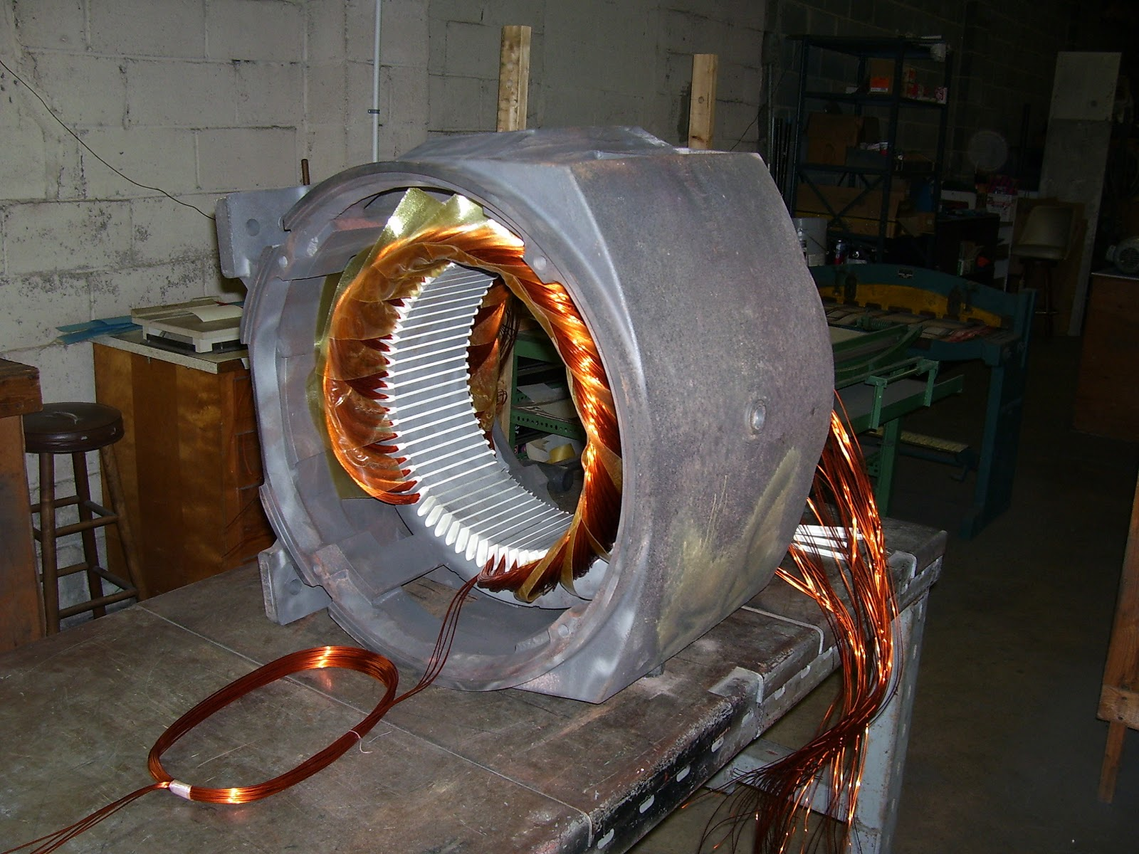 Ac Motor Speed Picture Ac Motor Rewinding