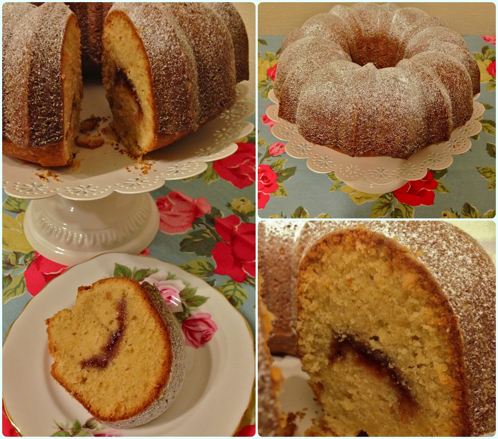 Dishoom covent garden london dollybakes - Peanut Butter And Jelly Bundt